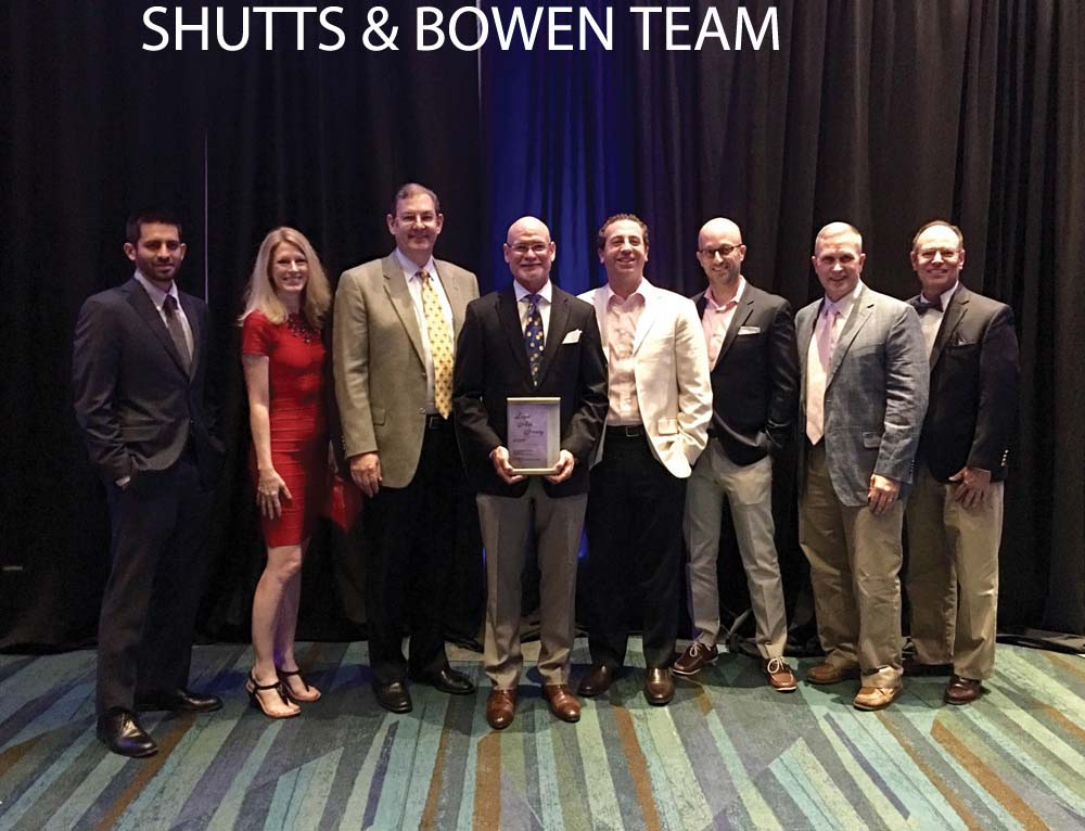 Shutts & Bowen team